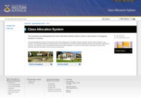 olcr.uwa.edu.au