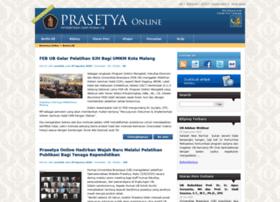 old-prasetya.ub.ac.id