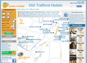 old-trafford-hotels.com