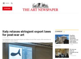 old.theartnewspaper.com