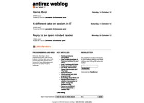 oldblog.antirez.com