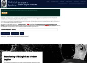 oldenglishtranslator.co.uk
