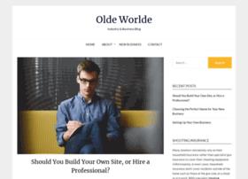 oldeworlde.co.uk