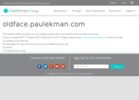 oldface.paulekman.com