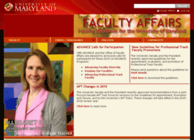 oldfaculty.umd.edu