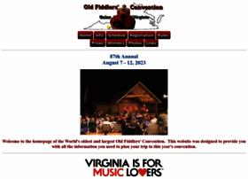 oldfiddlersconvention.com