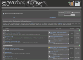 oldforums.gearboxsoftware.com
