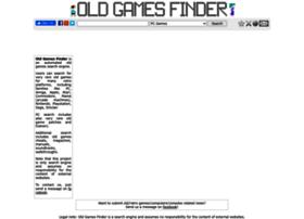 oldgamesfinder.com