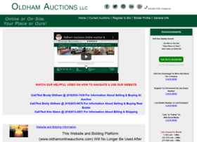 oldhamonlineauctions.com