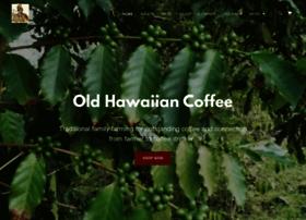 oldhawaiiancoffee.com
