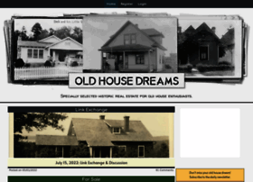oldhousedreams.com