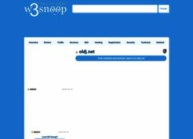 oldj.net.w3snoop.com