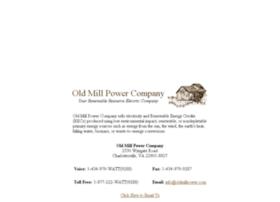 oldmillpower.com