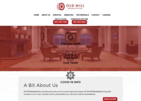 oldmillrehab.com