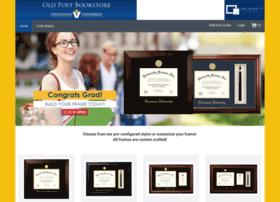 oldpostbookstore.universityframes.com