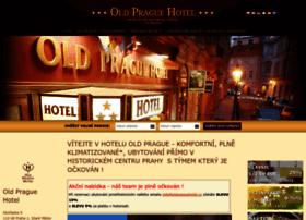 oldpraguehotel.cz