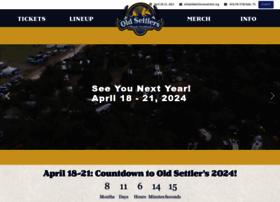 oldsettlersmusicfest.org