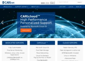 oldsite.cari.net