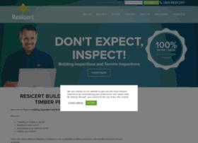 oldsite.resicert.com