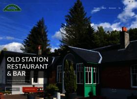 oldstationrestaurant.co.uk