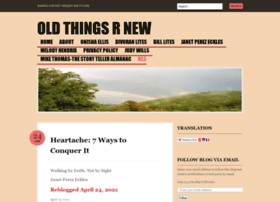 oldthingsrnew.com