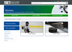 oldtimehockey.slco.org