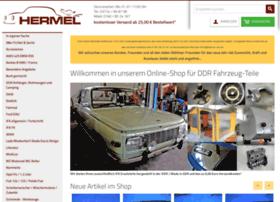 oldtimer-ersatzteile-hermel.de