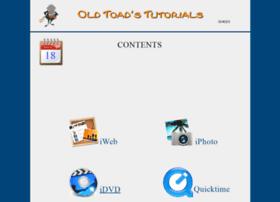 oldtoadstutorials.net