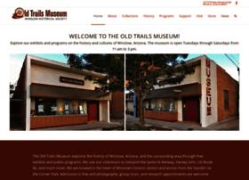 oldtrailsmuseum.org