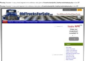 oldtrucksforsale.net