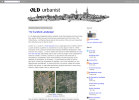 oldurbanist.blogspot.com