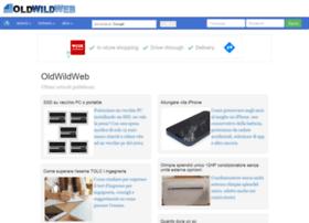 oldwildweb.com