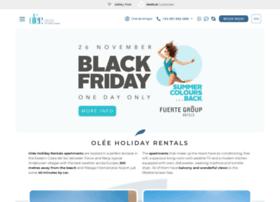 oleeholidayrentals.com