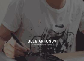 olegantonov.com