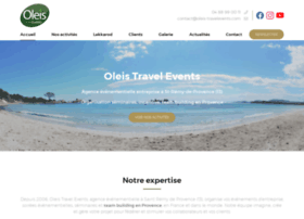 oleis-travelevents.com