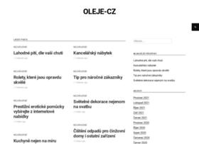 oleje-cz.cz