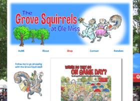 olemisssquirrels.com