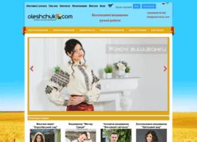 oleshchuk.com