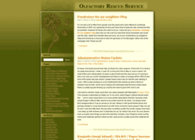 olfactoryrescueservice.wordpress.com