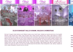 Olgabanquethall.com