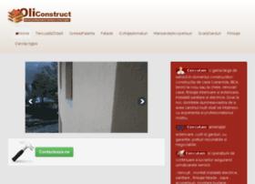 oliconstruct.ro