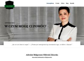 oliferuk-zaborska.pl