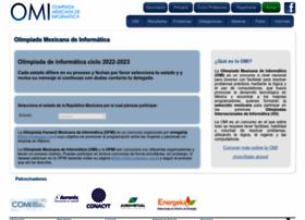 olimpiadadeinformatica.org.mx