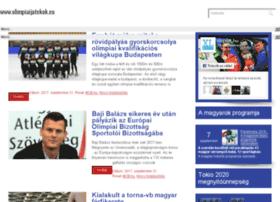 olimpiaijatekok.eu