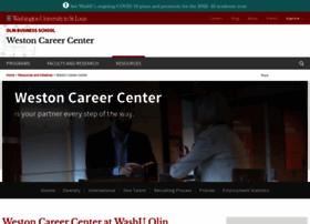 olincareers.wustl.edu