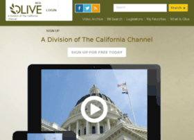 olive.calchannel.com