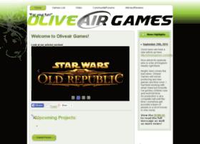 oliveairgames.com