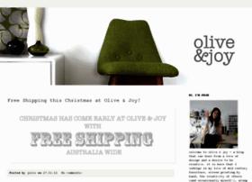 oliveandjoy.blogspot.com