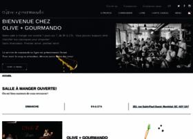 oliveetgourmando.com