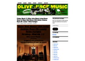 olivejuicemusic.com